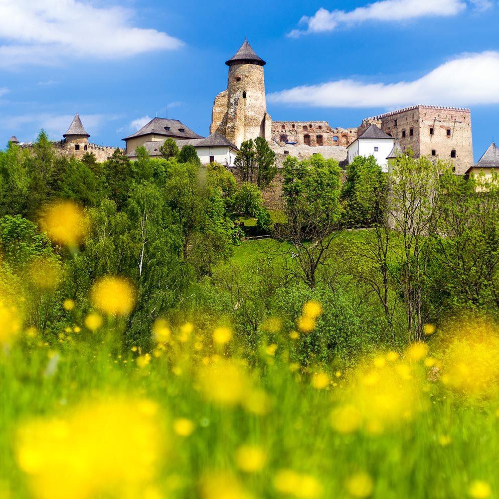 Castle Stará Ľubovňa, Slovakia
