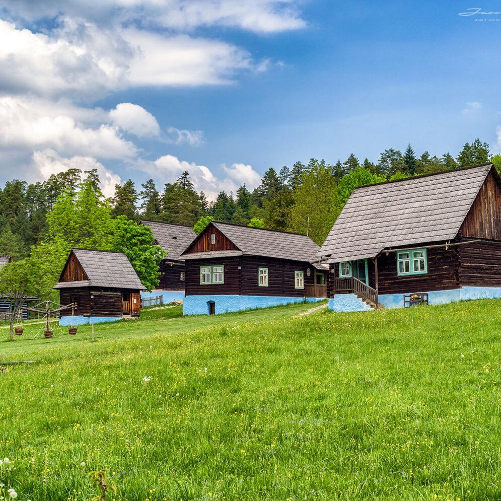 Open air museum, Stará Ľubovňa