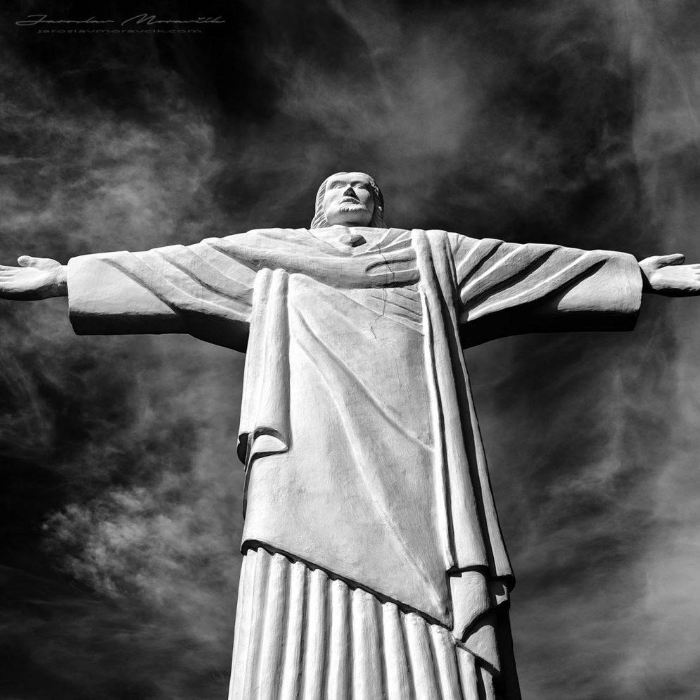 Statue Rio De Klin in region Orava