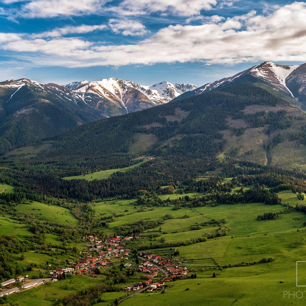 Baranec (2185m) & Western Tatras