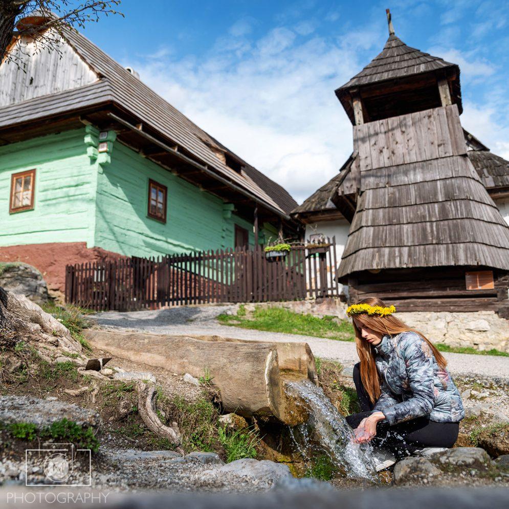 UNESCO village Vlkolínec